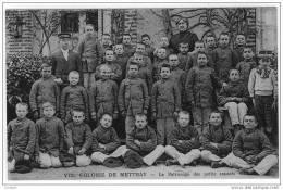 Mettray Indre Et Loire Maison Correction Groupe Des Assistés 1910 état Superbe TOP - Mettray