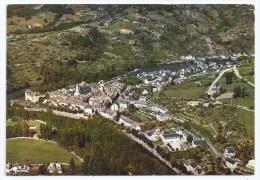 CPSM Vue Aérienne Entraygues Sur Truyère 12 Aveyron Surnommée La Jolie édit Théojac N°12 - Autres Communes