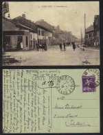 57 - BASSE YUTZ - THIONVILLE /1928 GRAND RUE  CPA AYANT CIRCULE (ref CP204) - Thionville