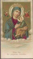 Santino - Holy Card - Nostra Signora Del Perpetuo Soccorso - Images Religieuses