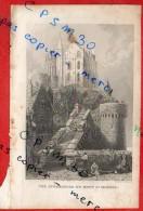 Eaux Fortes - VUE INTERIEURE DU MONT St MICHEL - 50 Manche - Skelton Fils Del. Et Sc. - Documents Historiques
