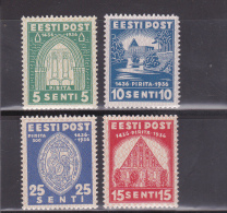 ESTONIE - YVERT N°146/149 ** - COTE = 10.5 EUROS - - Estonia