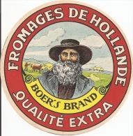 BOER'S BRAND  //  FROMAGE DE HOLLANDE - Cheese