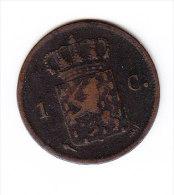 COINS  PAYS-BAS   KM  47     1821.    (PB 40) - [ 3] 1815-… : Royaume Des Pays-Bas