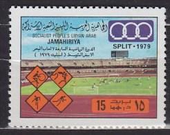 1979 LIBYENNE, JAMAHIRIYA ARABE Libya SPLIT ** MNH Vélo Cycliste Cyclisme Bicycle Cycling Fahrrad Radfahrer Bicic [BU14] - Cycling