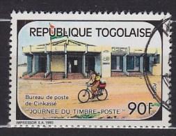 1990 TOGO   Vélo Cycliste Cyclisme Bicycle Cyclist Cycling Fahrrad Radfahrer Radfahren Bicicleta Ciclista Ciclism [BU34] - Cycling