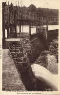 71381 -  Barrage De Belle Ile En Terre (22) Les Vannes Du Deversoir - Autres Communes