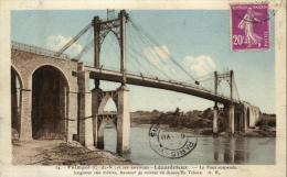 71382 - Paimpol (22) Lezardrieux  Le Pont Suspendu - Paimpol