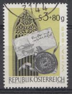 AUTRICHE Mi.nr.: 1187   Oblitéré-Used-Gestempeld 1965 - 1945-.... 2de Republiek