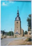 Chassepierre  L Eglise  Voyagé 1987 Timbre Cachet Flamme Florenville - Chassepierre