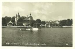 Velden, Am Wörthersee,  Schlosshotel Mit Strandpromenade, 1934, Kärnten - Velden