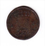 COINS  PAYS-BAS   KM  47     1822.    (PB 39) - 1815-1840 : Willem I