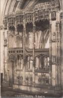 POSTCARD 1930 CA. TEWKESBURY ABBEY - Inghilterra