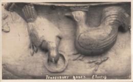 POSTCARD 1930 CA. TEWKESBURY ABBEY (SEATS) - Sin Clasificación