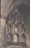 POSTCARD 1930 CA. TEWKESBURY ABBEY - DESPENCER TOMB - Inghilterra