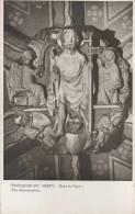 POSTCARD 1930 CA. TEWKESBURY ABBEY  THE RESURRECTION - Inghilterra