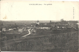 Jura : Vincelles, Vue Générale - France