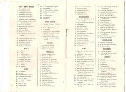 COLLECTION STEREOSCOPIQUE S. I. P. : LISTE DES VUES FEVRIER 1903 - Photos Stéréoscopiques