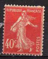 FRANCE  N° 194 ** - 1906-38 Semeuse Camée