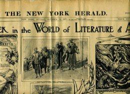 The New York Herald -  October 13  - 1907 - Livres, BD, Revues