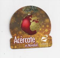 Magnet D' Espagne :  Acércate Es Navidad. (Voir Commentaires) - Magnets