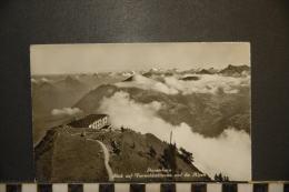 SUISSE- Stanserhorn - Blick Auf Vierwaldstättersee Und Die Alpen - NW Nidwalden
