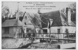La Roche - Fabrique De Moutarde A. Renard - Otros Municipios