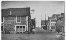 Cpsm Hirel - Rue De La Greve - Otros Municipios