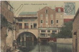 Dole - Façade Du Grand Moulins - Dole