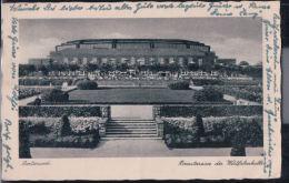 Dortmund - Rosenterrasse Der Westfalenhalle 1941 - Dortmund