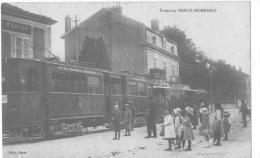 Tramway - Nancy - Dombasle - Superbe - Otros Municipios