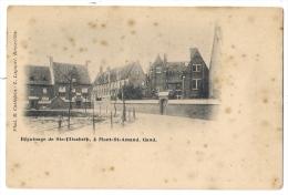 Sint-Amandsberg - Gent   *  Béguinage De Ste-Elisabeth - Gent