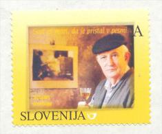 SLOVENIA Slowenien 2008 - Photography - Stojan Kerbler - Photographer - Personalized Stamp Personalisierte - Slovenia