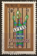Polynesie - N° 92 Lutte Contre L´alcoolisme - Usati