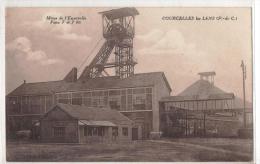 Courcelles Les Lens - Mine De L'Escarpelle Fosse7 - Otros Municipios