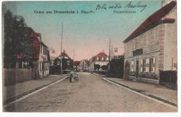 Gruss Aus Drusenheim - Hauptstrasse - Sin Clasificación