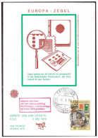Nederland / Netherlands Card 1979 Filatelie - Timbres Sur Timbres