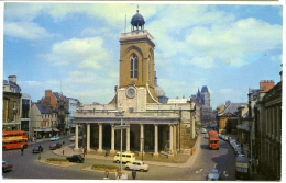NORTHAMPTON : ALL SAINTS CHURCH - Northamptonshire