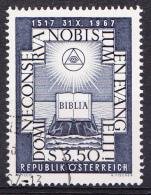 AUTRICHE Mi.nr.: 1249  Oblitéré-Used-Gestempeld 1967 - 1945-.... 2nd Republic