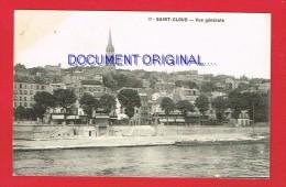 Hauts De Seine - ST CLOUD - Vue Générale - Saint Cloud