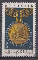AUTRICHE Mi.nr.: 1248  Oblitéré-Used-Gestempeld 1967 - 1945-.... 2nd Republic