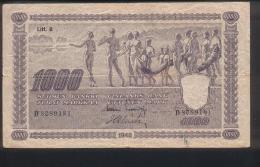 Finland 1945 Litt. B 1000 Markkaa - Finland