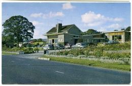 BRECON BEACONS : BISHOP'S MEADOW RESTAURANT - Breconshire