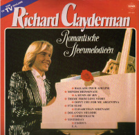 * LP *  RICHARD CLAYDERMAN - ROMANTISCHE SFEERMELODIEËN (Holland EX-!!!) - Instrumentaal