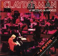 * 2LP *  RICHARD CLAYDERMAN & NICOLAS DE ANGELIS - A PLEYEL (Holland 1983) - Instrumentaal