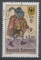 AUTRICHE Mi.nr.: 1255  Oblitéré-Used-Gestempeld 1967 - 1945-.... 2nd Republic