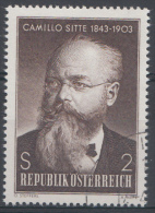 AUTRICHE Mi.nr.: 1258  Oblitéré-Used-Gestempeld 1968 - 1945-.... 2nd Republic