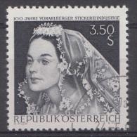 AUTRICHE Mi.nr.: 1261  Oblitéré-Used-Gestempeld 1968 - 1945-.... 2nd Republic