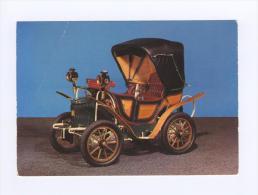 AUTOMOBILE : Musée National De L'Automobile De MULHOUSE -  MAURER D - PKW