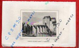 Eaux Fortes - PORTE NOTRE DAME A CAMBRAI - 59 Nord - Rauch Del. / Ransonnette Sc. - Prints & Engravings